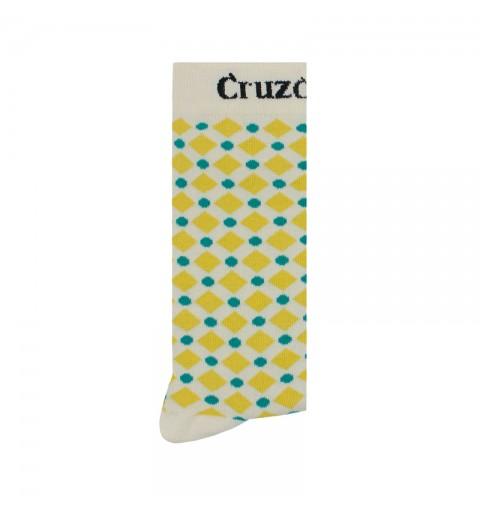 Calcetines de Cruzcampo Azulejos