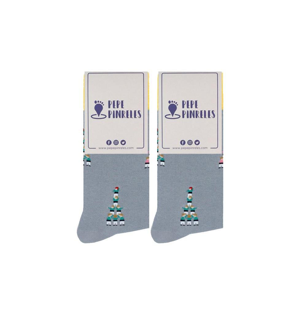 Calcetines de Castellers