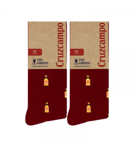 Calcetines Botellín Cruzcampo