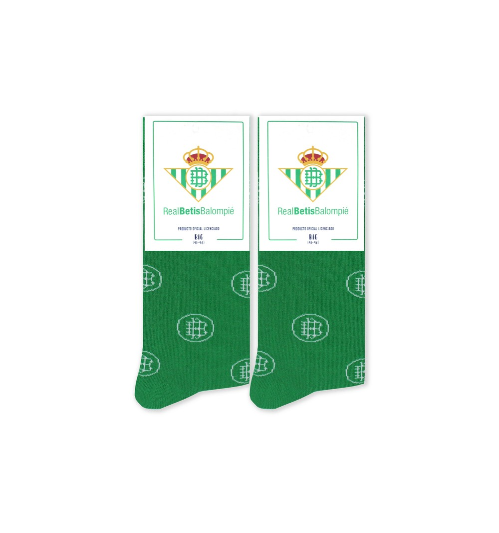 Calcetines Oficiales Real Betis Balompié RBB