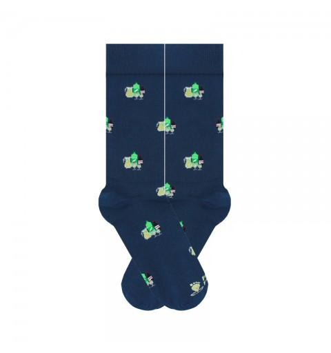 calcetines de rebujito feria