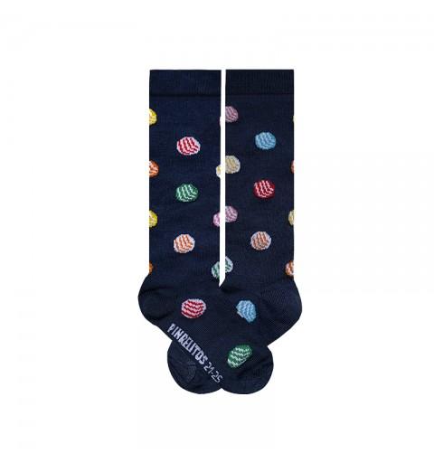 calcetines farolillos niños feria