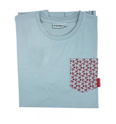Camiseta Cruzcampo Azulejo