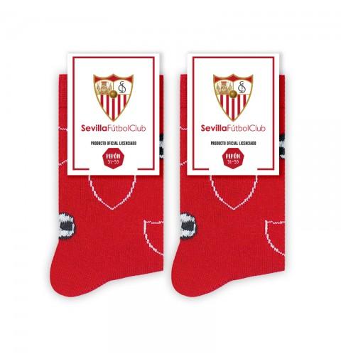 Calcetines Oficiales del Sevilla FC para niños