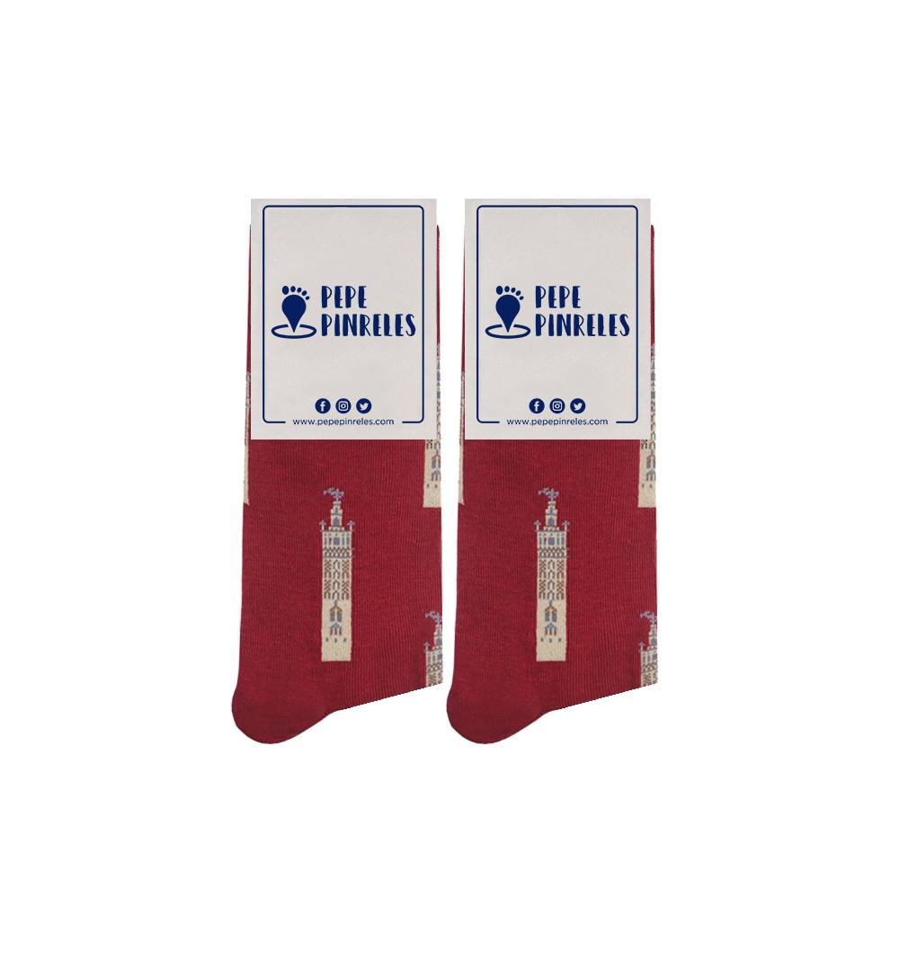 calcetines giralda sevilla