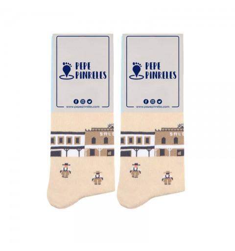 calcetines desierto de tabernas almeria