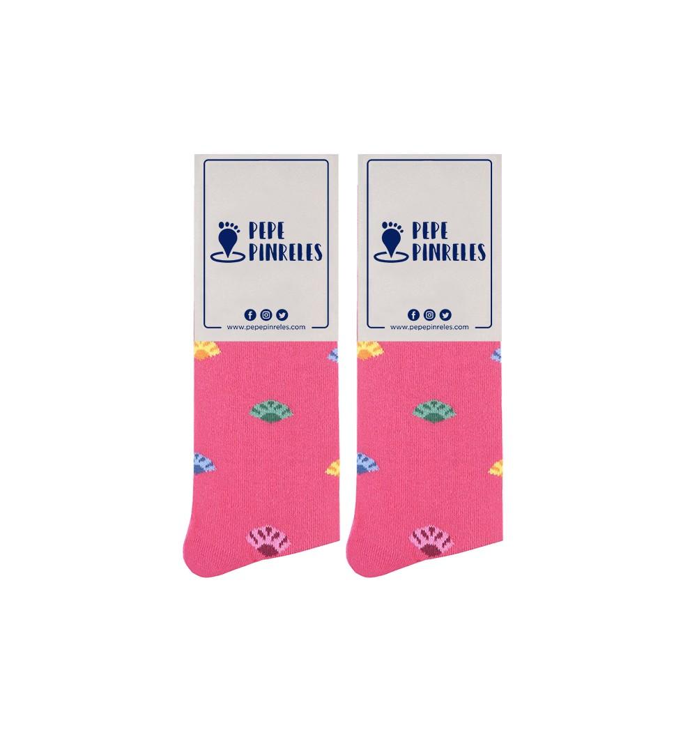 calcetines abanicos  feria