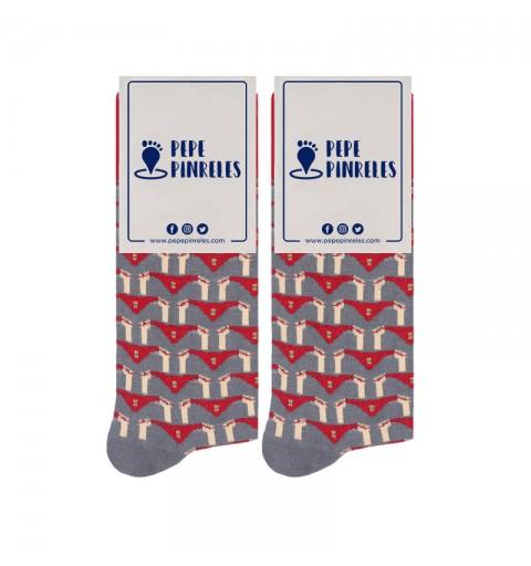 calcetines chupinazo