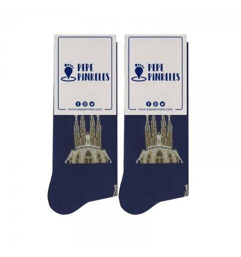 Calcetines de la Sagrada Familia