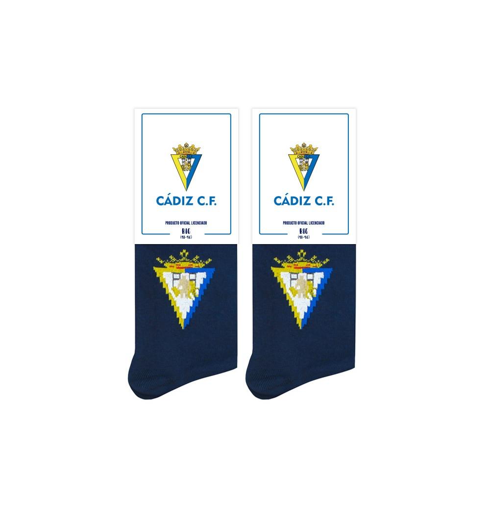 calcetines escudo cadiz