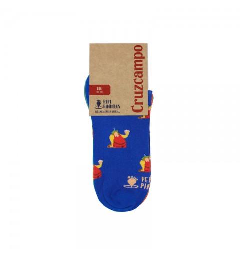 pinkies Cruzcampo calcetines