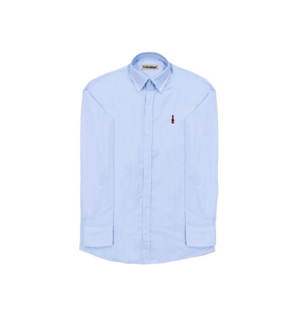 Camisa Oxford Cruzcampo