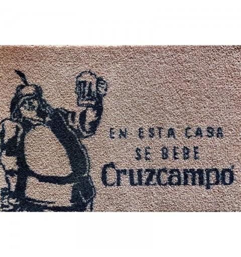 felpudo Cruzcampo