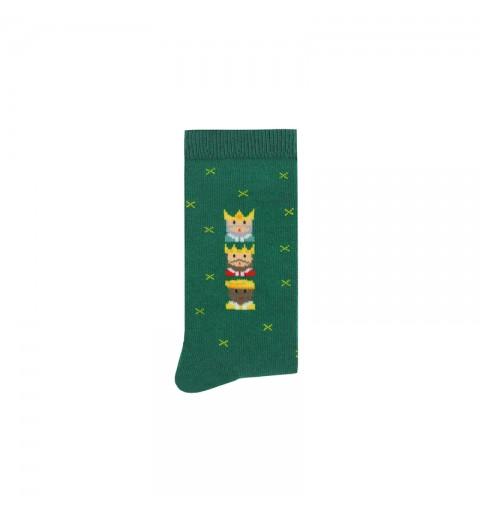 Calcetines de Reyes Magos niños