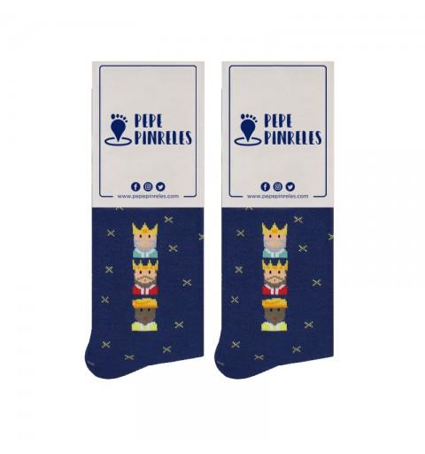 calcetines de reyes magos