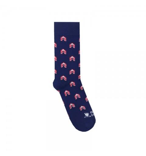 calcetines casetas feria