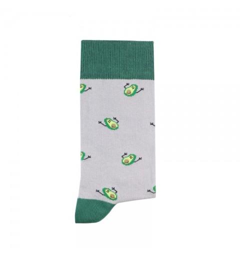 calcetines guacamole