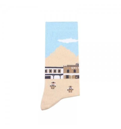 calcetines desierto de tabernas almería