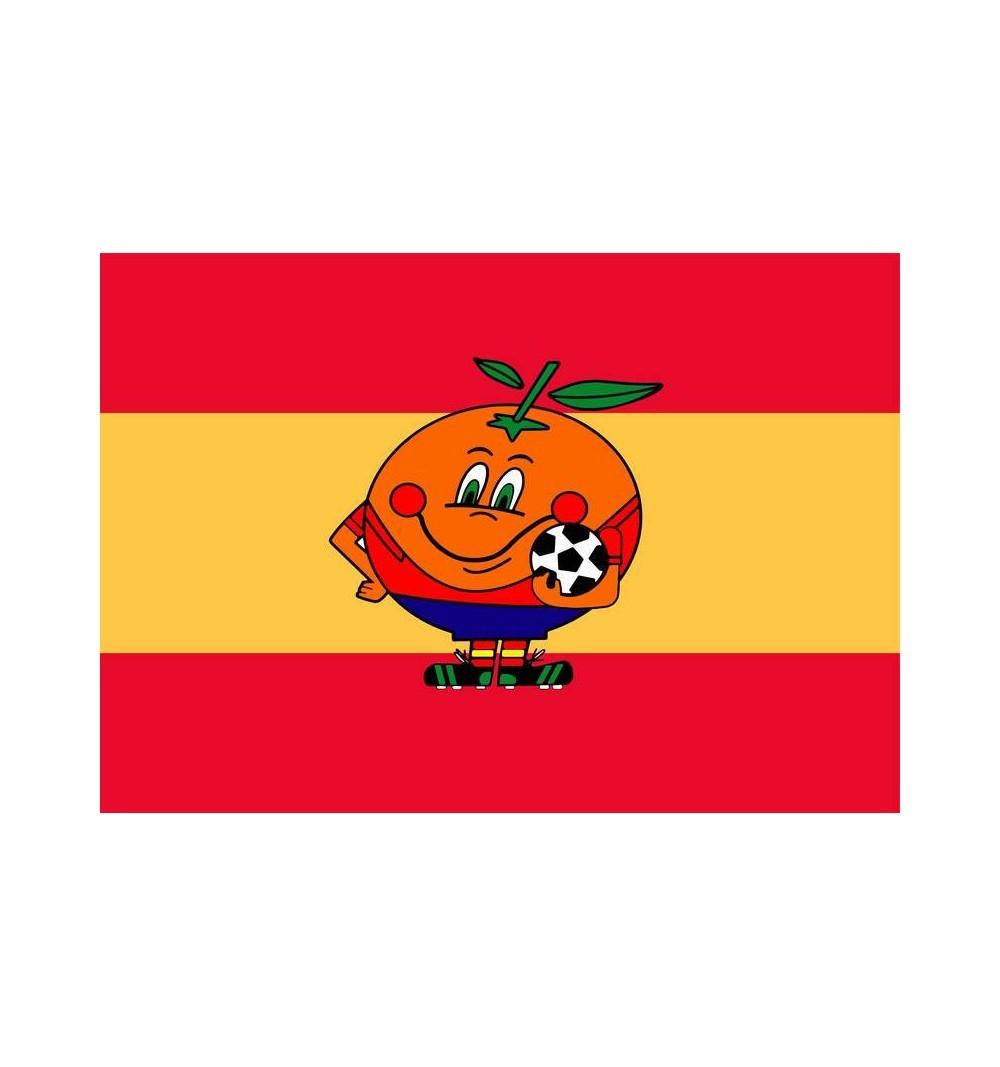 Bandera Naranjito