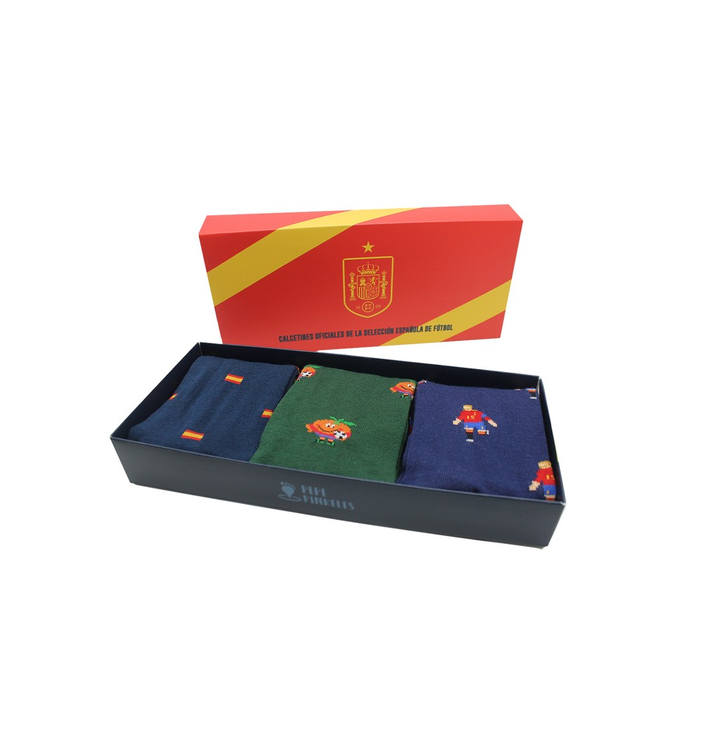 calcetines seleccion española de futbol