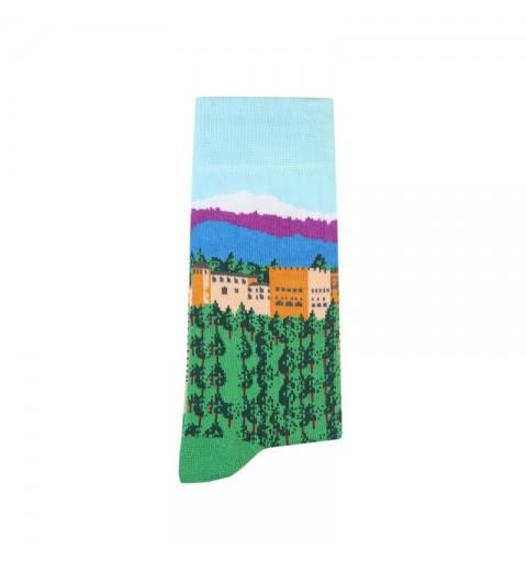 calcetines alhambra granada