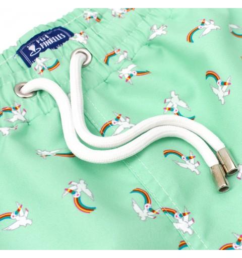 bañador curro verde