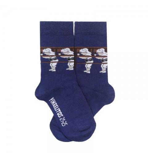 calcetines costalero infantil