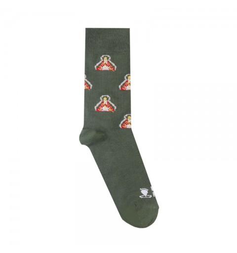 calcetines virgen de la cabeza andujar
