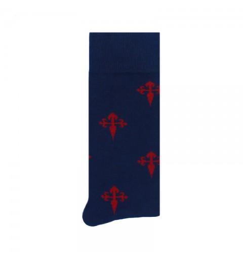 Calcetines de la Cruz de Santiago