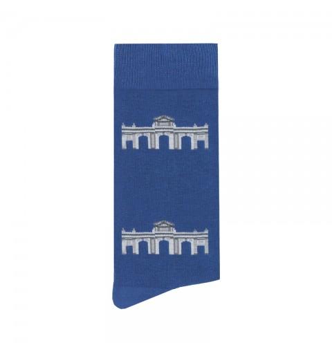 Calcetines de la Puerta de Alcalá de Madrid