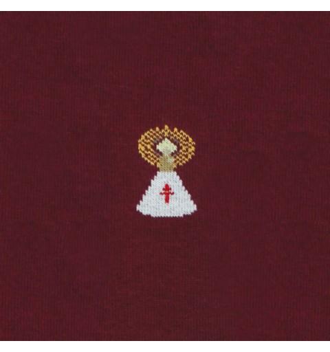 Calcetines Virgen del Pilar Hispanidad