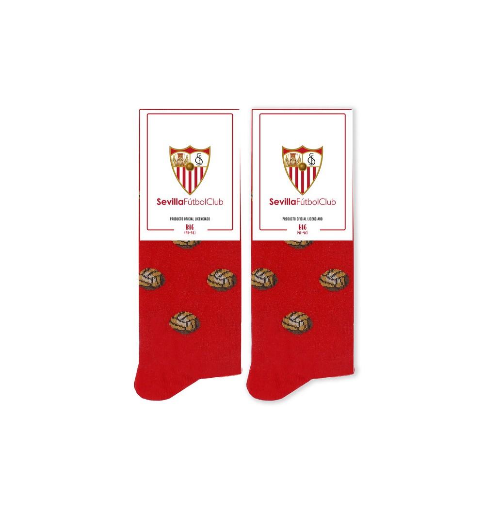Calcetines del Sevilla FC