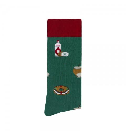 Calcetines dulces Navidad