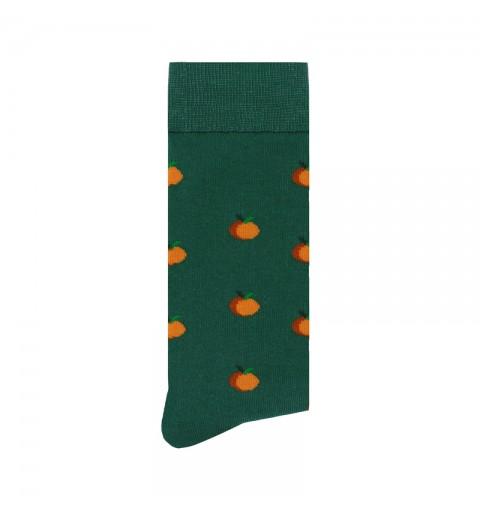 Calcetines de naranjas