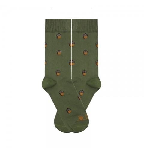 Calcetines de bellotas