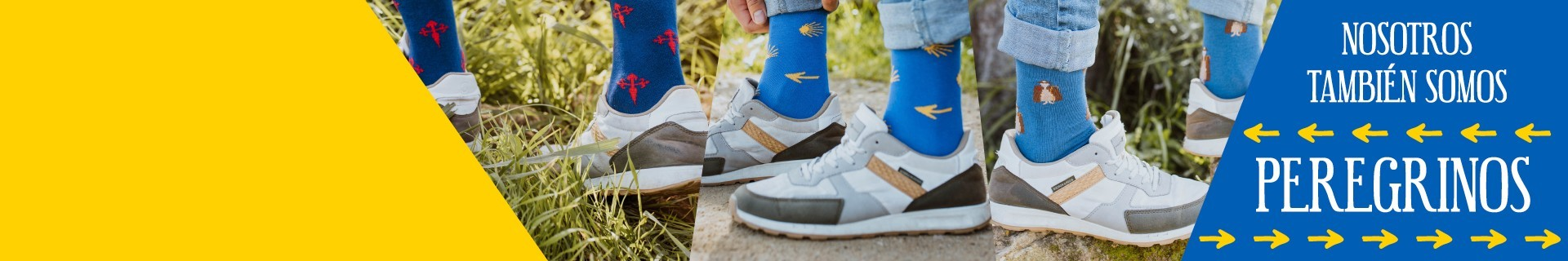Los calcetines del Camino de Santiago